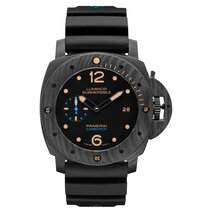 OfficinePanerai : Luminor Submersible 1950 Carbotech 3 Days Automatic – 47 mm