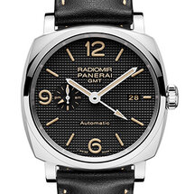 Radiomir 1940 3 Days GMT Automatic Acciaio - 45 mm