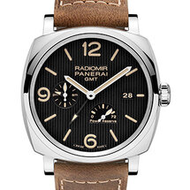 Radiomir 1940 3 Days GMT Power Reserve Automatic Acciaio - 45 mm
