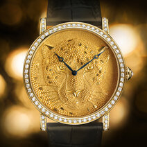 Montre Panthere Granulation © Cartier