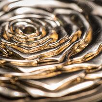 Piaget : Altiplano 38 mm cadran en or gravé