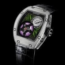 Richard Mille : RM 19-02 Tourbillon Fleur