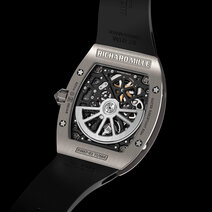 Richard Mille : RM67-01 Extraplate