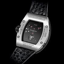 Richard Mille : Tourbillon RM 51-02 Diamond Twister