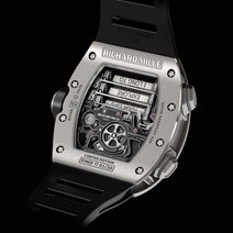 Richard Mille : Tourbillon RM69