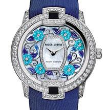 Blossom Velvet Blue