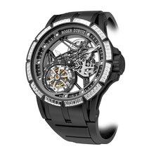 罗杰杜彼:Excalibur Spider Tourbillon Skeleton Flying Tourbillon 镂空飞行陀飞轮腕表