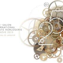 Salon International de la Haute Horlogerie 19th to 23th January 2015