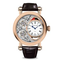 Speake-Marin: Bi-Tourbillon