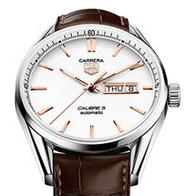 Carrera Calibre 5 Day-Date Automatic