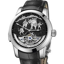 Hannibal Minute Repeater Westminster Carillon Tourbillon Jaquemarts