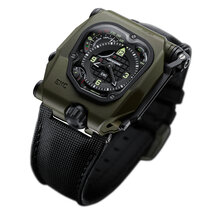 "Urwerk : EMC ""Time Hunter"""