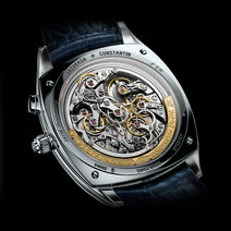 Vacheron Constantin : Harmony Chronographe Grande Complication Ultra-plat