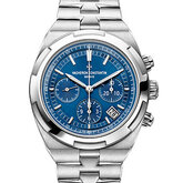 Overseas Chronograph - Caliber 5200