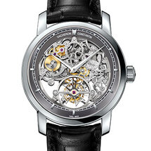 Patrimony Traditionnelle 14-Day Tourbillon Openworked