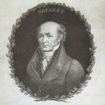 Abraham-Louis Breguet © mhe