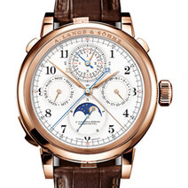 A. Lange & Söhne: GRAND COMPLICATION