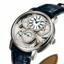 Audemars Piguet : Jules Audemars watch with Audemars Piguet escapement/2009
