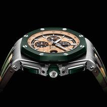 Audemars Piguet: Royal Oak Offshore Selfwinding Chronograph
