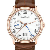 Villeret Week of the Year, Large Date and Day of the Week