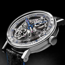 Breguet: Classique Double Tourbillon 5345 Quai de l'Horloge