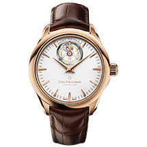 Manero Tourbillon Double-Peripheral