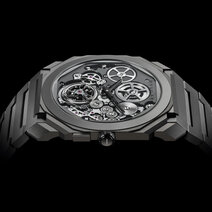 Bulgari : Octo Finissimo Tourbillon Automatique