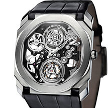 Octo Finissimo Skeleton Tourbillon