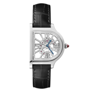 Cloche de Cartier Skeleton Watch - Cartier 2021