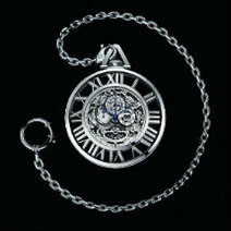 Cartier : Montre de poche grande complication squelette, Calibre 9436 MC/2012