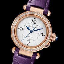 Cartier: Pasha de Cartier Watch