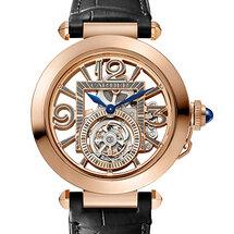 Pasha de Cartier Tourbillon Skeleton Watch