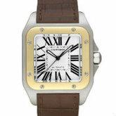 Santos 100 watch