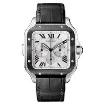 Cartier: Santos de Cartier Chronographe