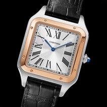 Cartier: Montre Santos-Dumont XL