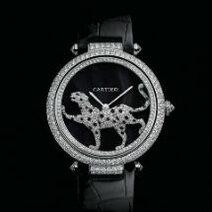 Cartier : Promenade d'une panthère, Calibre 9603 MC/2012