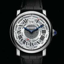 Cartier : Rotonde de Cartier répétition minutes Tourbillon volant, Calibre 9402 MC/2012