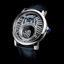 Cartier: Rotonde Skeleton Mysterious Double Tourbillon