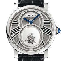 Rotonde de Cartier Double Mystery Tourbillon