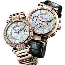 Chopard : IMPERIALE 36mm and Chrono 40mm