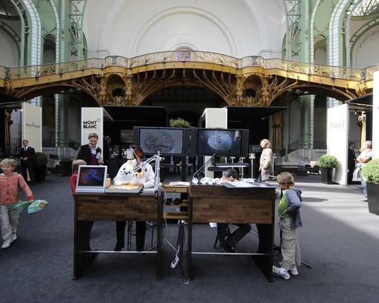 salon du collectionneur 2009 fondation de la haute