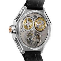 Chronomètre Ferdinand Berthoud FB1 – or gris