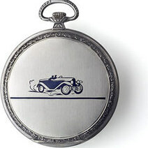 Pocket watch case
