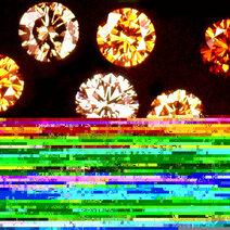 Diamants traités (dits aussi « irradiés » ou « bombardés »)