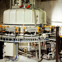 Machine pour irradier