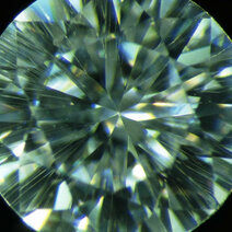 Moissonite ou moissanite
