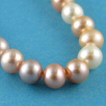 Fresh water cultured pearl