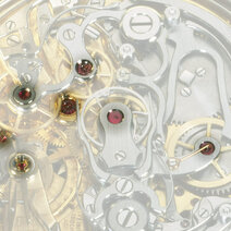 Grand complication pocket watch