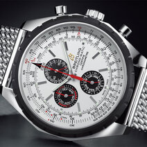 Breitling Chrono-Matic 1461 with leap year date © Breitling