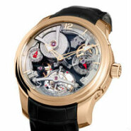 Le Double Tourbillon 30º Technique - Greubel Forsey